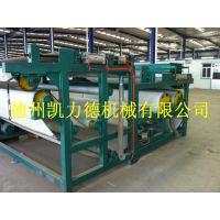 带式压滤机 电镀厂污泥脱水压滤机高效节能