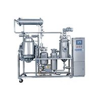 VANCHY供应不锈钢100~500L中试提取浓缩机组