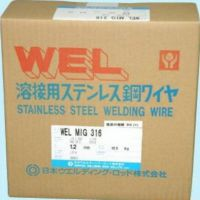 进口日本WEL FCW430焊丝E430T-G不锈钢药芯焊丝