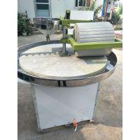 绞龙式面粉石磨机 商用大中型小麦加工机 石碾子生产厂家
