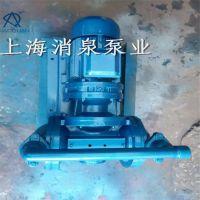 消泉牌分销DBY电动隔膜泵DBY-25电动隔膜管道泵厂家低价出厂