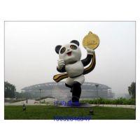 熊猫雕塑 公园雕塑 熊猫雕塑厂家 优质公园熊猫雕塑厂家