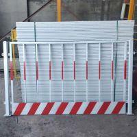 镀锌方管基坑护栏 工地临边基坑护栏 远达交通设施