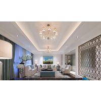 上海家庭装修 中式别墅装修 田园风格家庭装修