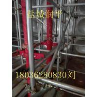 供应地埋水箱配置深井长轴泵 润平专业制造