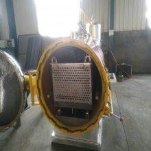 动物无害化处理湿化工艺 供应卧式病死畜禽处理设备 湿化机