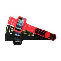 厂家供应锦纶莱卡防水运动臂带 户外跑步健身运动臂带 触屏解锁功能臂带