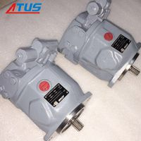 力士乐柱塞泵A10VSO/A10VO系列德国进口高压液压油泵