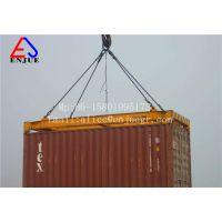 上海英崛生产码头用半自动集装箱吊具