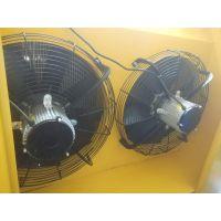 上海德斯兰空螺杆压机离心风机扇叶
