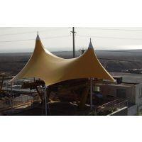 佰特膜结构雨棚Q235钢结构免费设计上门测量