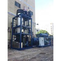 思诺威尔30吨管冰机保鲜 市面稳定产量30T管冰机