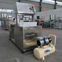 大型豆腐机厂家 豆腐设备价格 多功能花生豆腐机 气动压架成型机