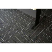 环保阻燃满铺方块地毯 酒店办公室地毯 铝合金除尘地毯