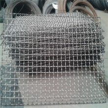 边框轧花网图片,防堵型轧花网,5目钢丝网