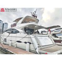 上海高端游艇出租 72尺英国进口 私人游艇出租 私人PARTY 私密会议用船 夜游浦江