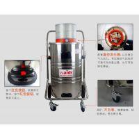 气动气源式吸颗粒物可吸水干湿两用吸尘器 威德尔工业吸尘设备