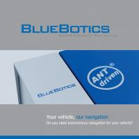 激光SLAM高精度定位模块,瑞士Bluebotics自然导航ANT系统