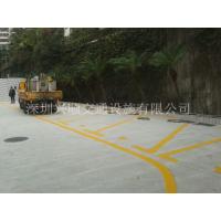 深圳停车位划线画线包工包料多少钱一个