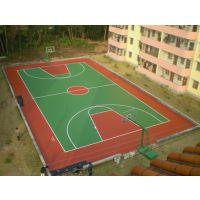 柳州学校多用途硅PU球场、可停车的硅PU球场-广西三杰体育专业施工