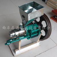 多功能玉米面粉膨化组合机 自熟膨化机 流动式车载康乐果机
