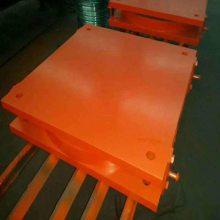 分宜县 网架抗震球形钢支座 陆韵 产品抗压弹性模量为50000kg/cm2
