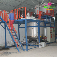【 瑞杉定制】5吨全自动聚羧酸合成设备/聚羧酸减水剂设备 常温工艺 全自动控制系统