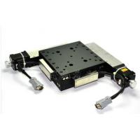 供应 行程±25mm电动整体位移台 电动滑台