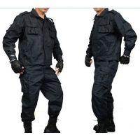 中小学生军训服定制运动服团体服棉料套装排湿透气
