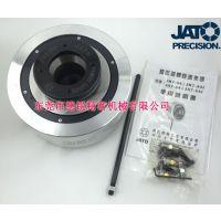 台湾朝铨JA7-44/JH7-44内张外夹两用气动、液压回转卡盘 筒夹夹头