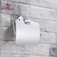 不锈钢304浴室卫生间镜光纸巾架厕纸架创意简约卷纸器厂家直销oem