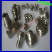不锈钢内倒角螺母 车床件螺母集合 加工定做 佛山不锈钢螺母厂