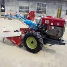 马铃薯收获机 湖南刨土豆机 手扶拖拉机带动挖土豆机