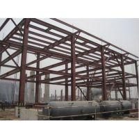 冶矿电力设备钢结构加工厂家-三维钢构