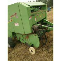 多功能拖拉机带秸秆打捆机 小麦水稻玉米秸秆打捆机 操作方便