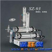 雷州石英亚沸纯水蒸馏水器,超纯水蒸馏器,