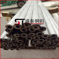 盛泰供应5052拉花铝管 直纹拉花 网纹滚花铝管