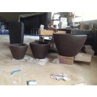 青岛玻璃钢花盆生产厂家 玻璃钢花钵 厂家订做