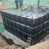 无锡水箱厂加工组合地埋式不锈钢水箱 BDF装配式水箱