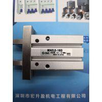 一级代理SMC/MHZL2-16D平行手指气缸大量有现货