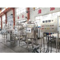 小型鲜牛奶加工机器 奶酪生产机械