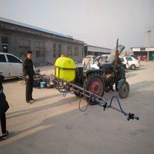 大型车载式喷雾器 四轮悬挂式喷雾器 麦地花生田打药机