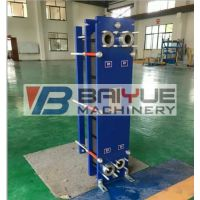 成都基伊埃VT20油冷却器板式换热器板片