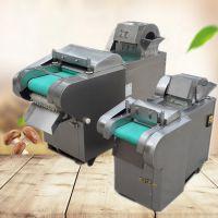 富兴油豆皮切丝机 不锈钢豆角切丁机 低噪音款腐竹切段机参数