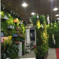 东莞哪家做仿真植物厂家的呢?园林景观 室内外装饰 花墙 绿植墙