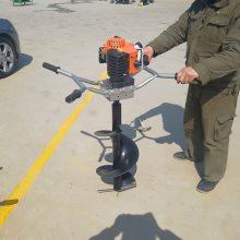 单人挖树机强劲汽油挖树机树木液压起吊机