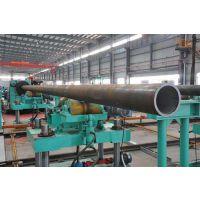 鸿金无缝钢管厂供应压力容器用中低压无缝钢管 168*8(实物拍摄)