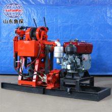 山东鲁探XY-150型地质勘探钻机道路施工回转式XY-1A岩心钻机