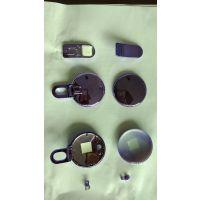 PC料 ABS料电镀 电镀UV透光银 专业电镀车标 指示灯罩 真空电镀