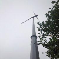 新型并网微风启动风力发电机5000w 利润可观 晟成制造